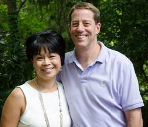 Drs Pat and Angie O'Dowd