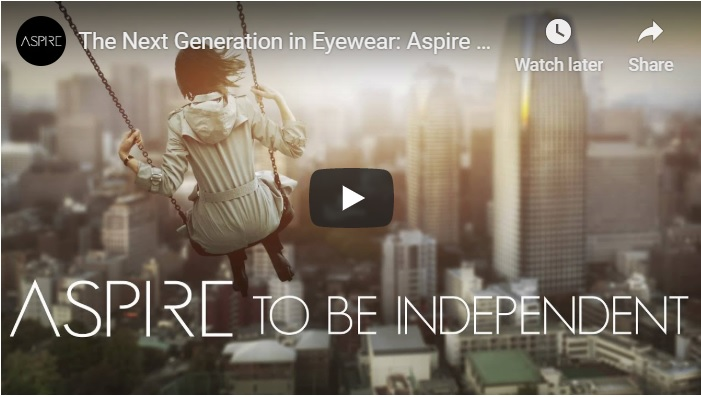 VIDEO: next generation of eyewear