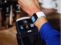 1 apple watch pay