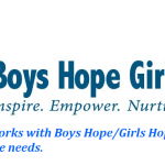 Dr. Shulman works with Boys Hope/Girls Hope taking care of their eye care needs.
