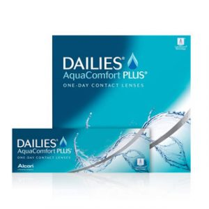 Alcon Dailies AquaComfort PLUS Contact Lenses 300×300