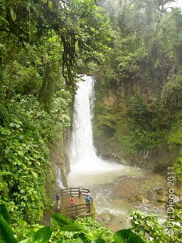 1 Costa Rica Waterfall