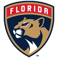 Florida Panthers Primary Logo Full Color on Light