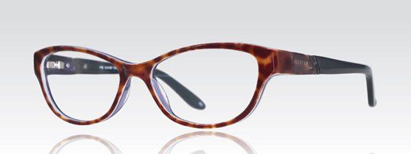 Eye doctor, pair of Helium Paris eyeglasses in Burlington, Massachusetts