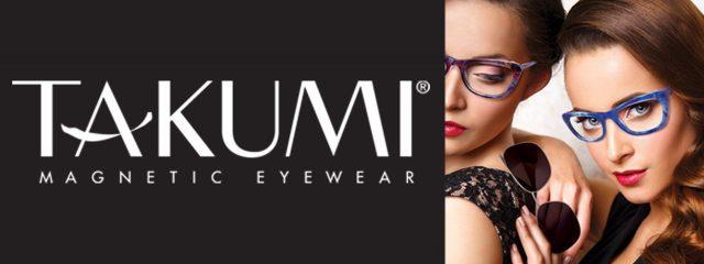 Eye doctor, women wearing Takumi Eyeglasses in Burlington, Massachusetts