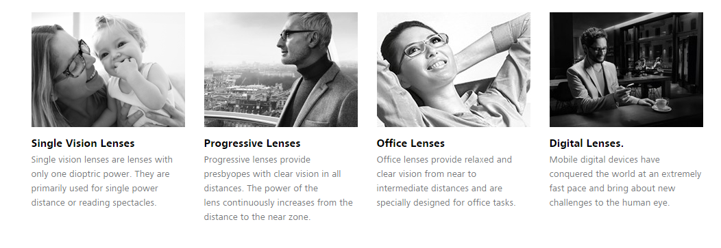 zeiss lenses in San Fransisco CA
