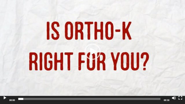 Ortho-K in San Francisco