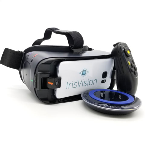 Iris Vision