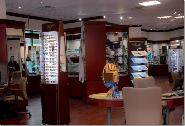 eye exam Charleston WV