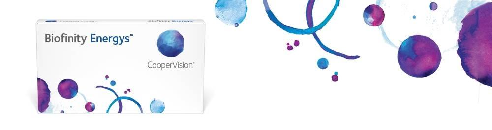 Biofinity Energys™ - Diseñados Para Tu Vida Digital