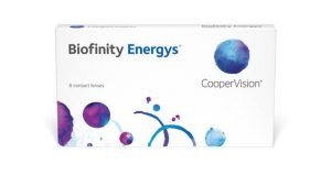Biofinity Energys by CooperVision for digital devices usesrs