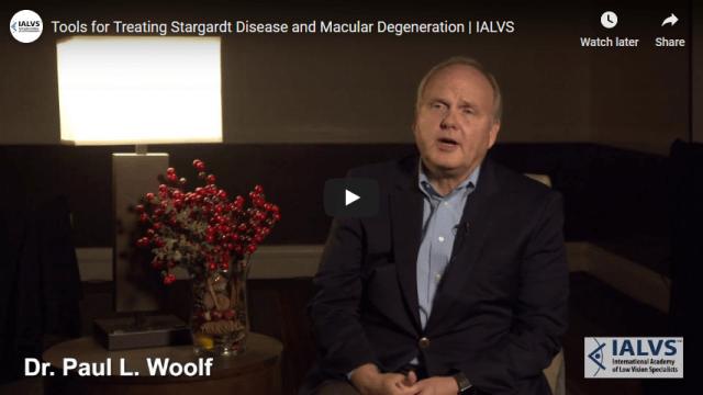 Screenshot 2020 03 03 Tools for Treating Stargardt Disease and Macular Degeneration IALVS