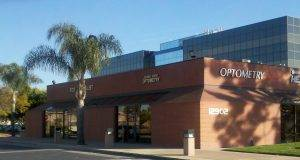 garden grove Optometry Outside