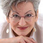 Eye care, woman wearing eyeglasses in Garden Grove, CA