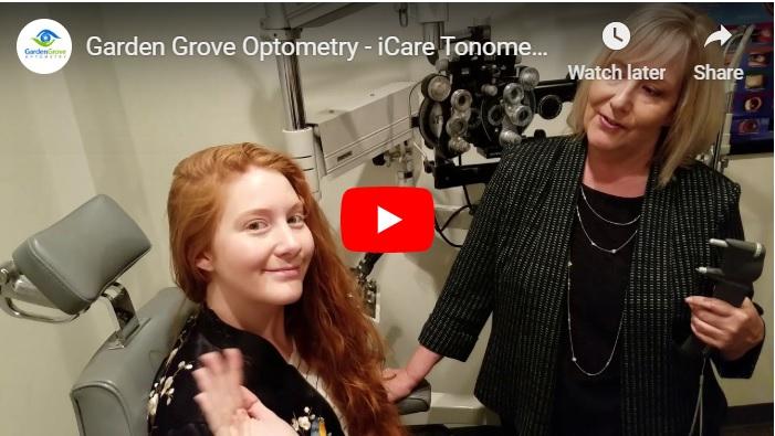 Video: Icare Tonometer   Garden Grove, California