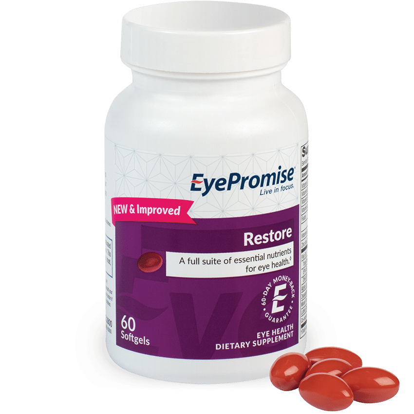 EyePromise Restore Eye Health Supplement