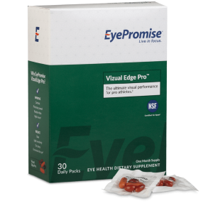 EyePromise Vizual Edge Pro Eye Health Supplement