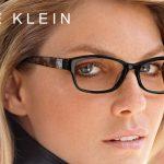 Woman Wearing Anne Klein Designer Eyeglass Frames