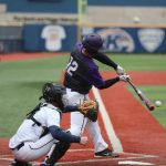 Baseball player hitting ball | Sports Vision Training in Joplin, MO