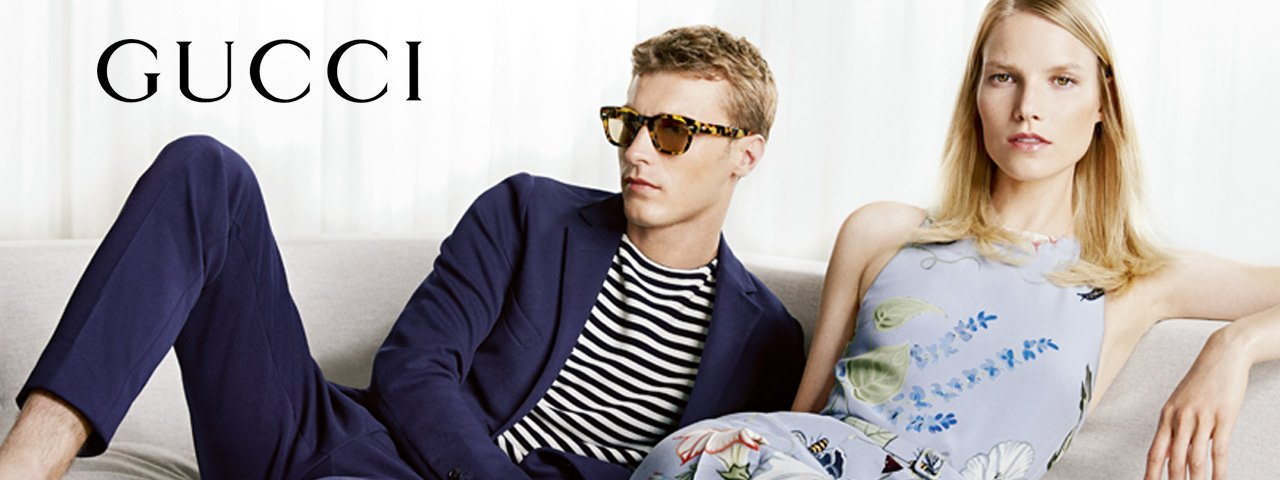 373039b95d85 The Gucci eyewear collection is a perfect blend of Italian tradition and  luxury with shapes and styles for men and women. Gucci's attention to  detail on ...