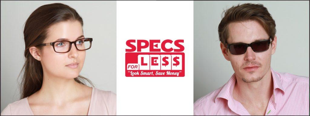 SPECS for LESS Designer Frames