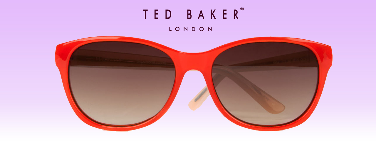 20afd6acd90e Trendsetting and statement-making, as with Ted Baker fashion, his eyewear  has a ...