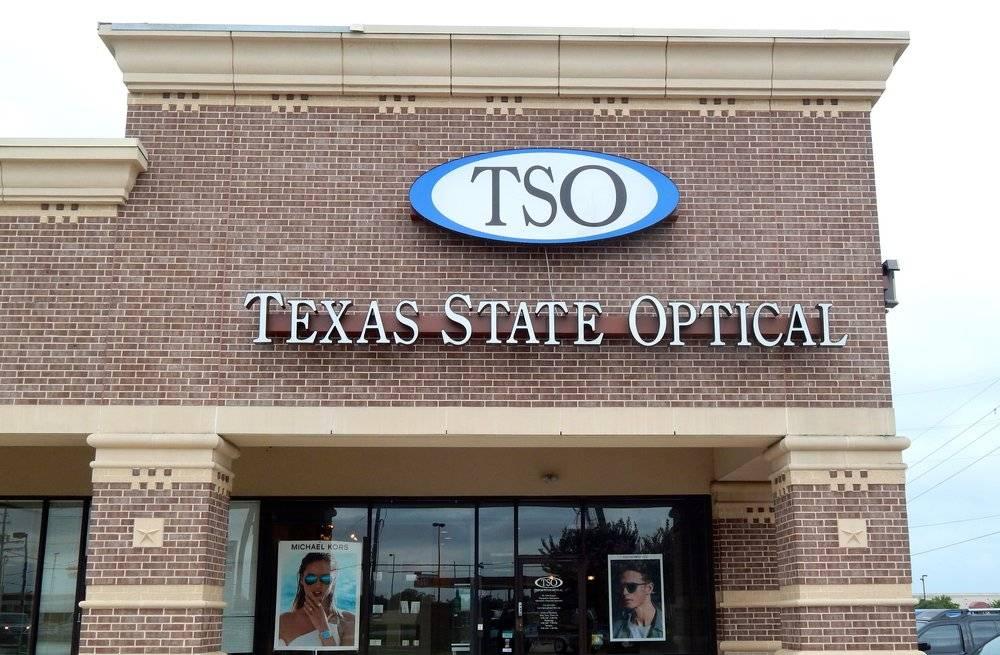 TSO Spring Klein eyeglasses shop