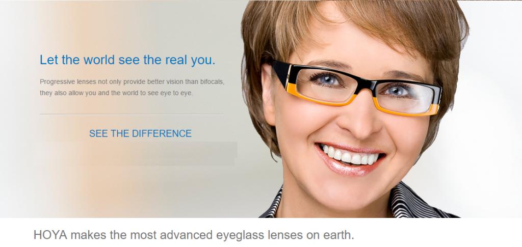 Quality Eyeglass Lenses from Hoya in Winnipeg, MB