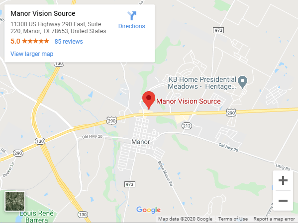 Manor Vision Source Google Maps