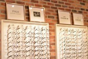 Prescription glasses at Martin Optometry in Milton ON