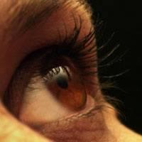 upclose eye