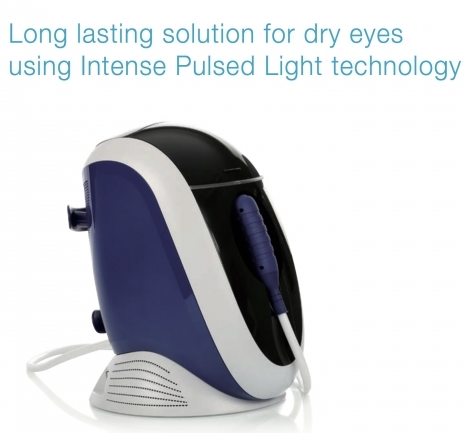 IPL intense pulsed light therapy