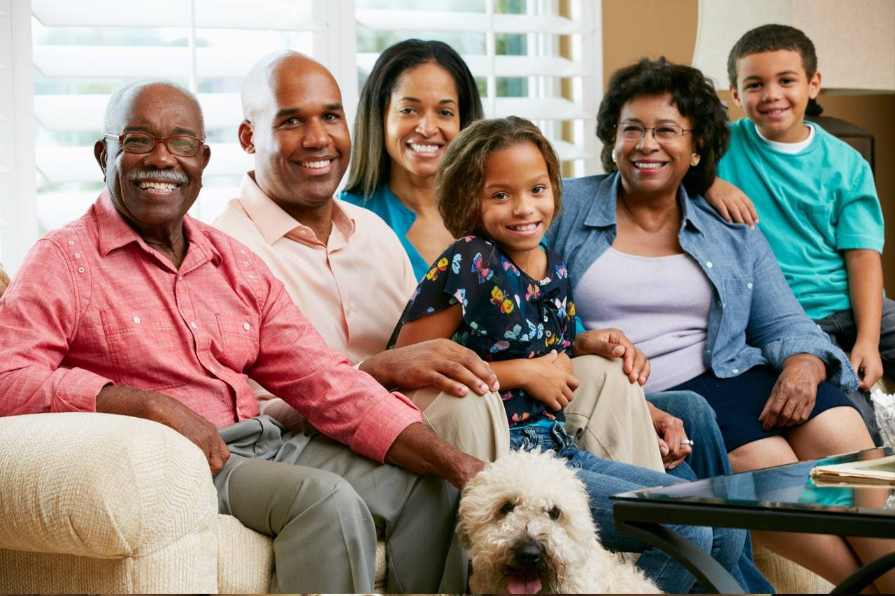 glasses-family-african-american