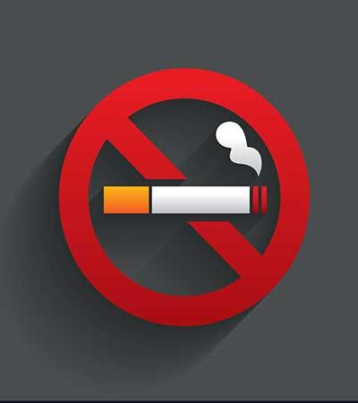 cigarette falling