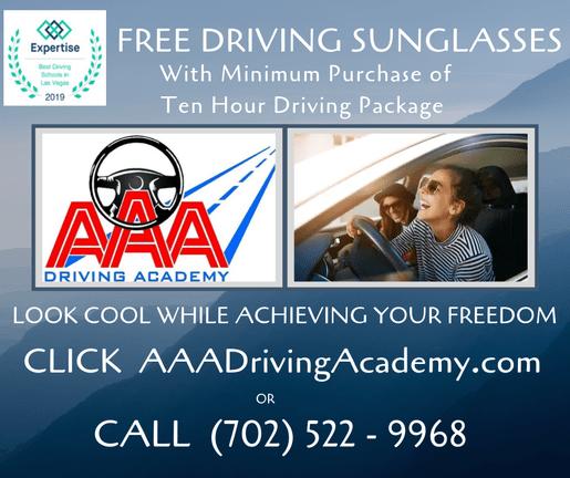 Free Sunglass Ad