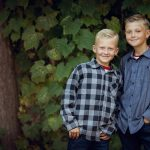 Brothers smiling | Scleral Lens Success Stories in Gaston County, SC