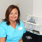 eye doctor, Vision Therapist Liz Compton in Belmont North Carolina