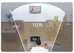 workspace 10 ft width