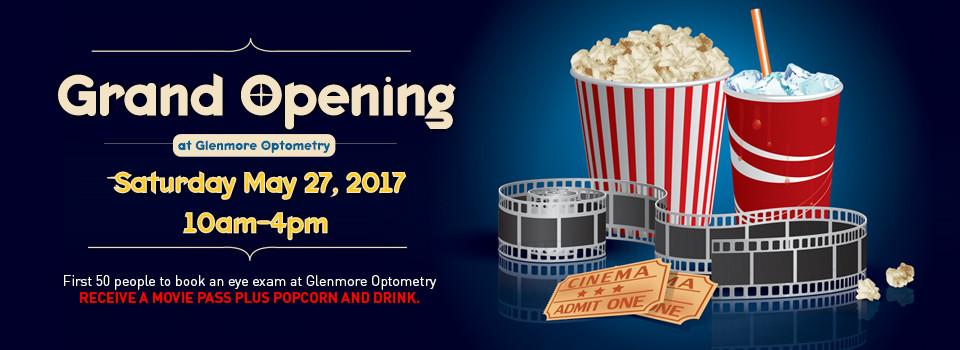 Grand Opening Movie Night