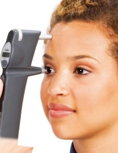 icare tonometer - Stewart Family Eye Care Greer, SC, 29651