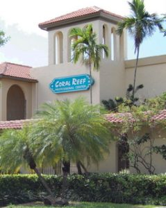 Coral Reef Building in Palmetto Bay FL