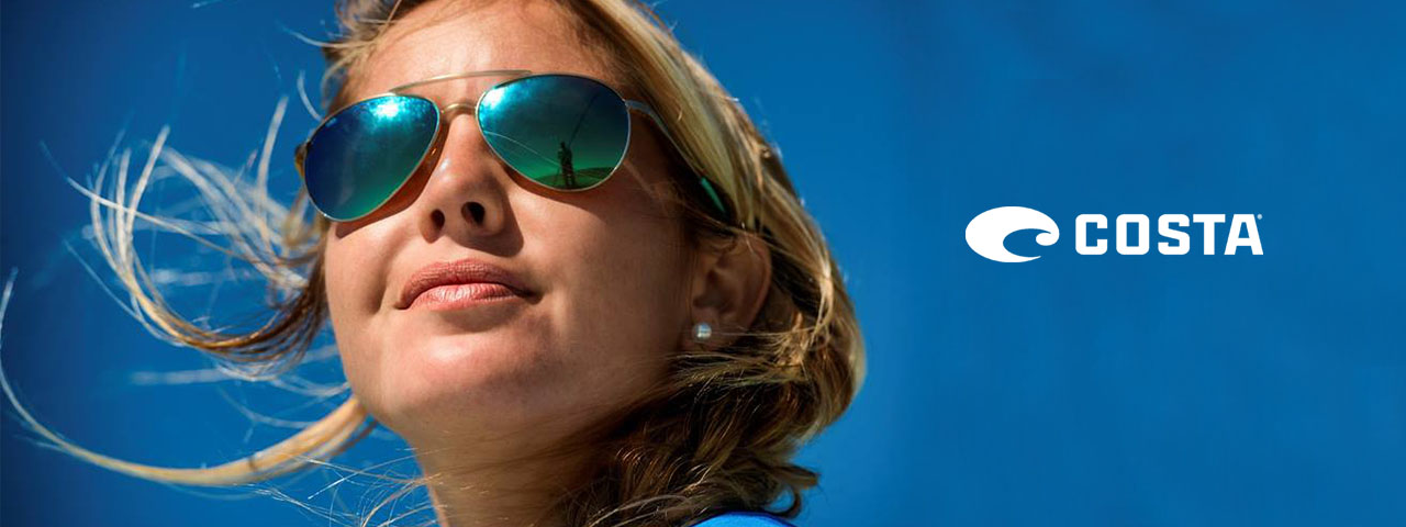 Costa Sunglasses at Exceptional Vision in Miami, Florida