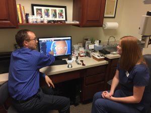 Dr Belill Retinal Exam