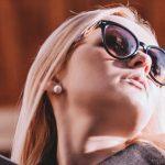 Woman Sunglasses Closeup 1280×480