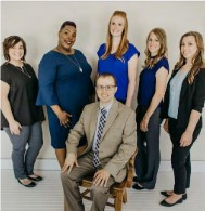 Dr Belill and His staff Scleral Lenses, Myopia Control & Ortho K in Clio, Michigan