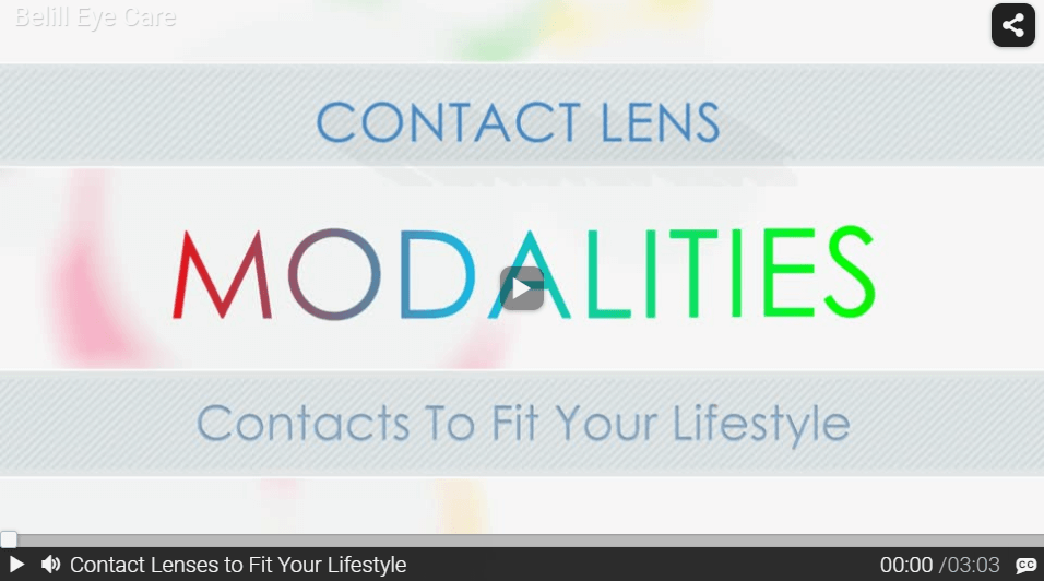 Contact Lenses to Fit Your Style