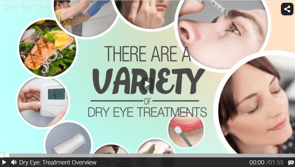 Dry Eye: Treatment Overview