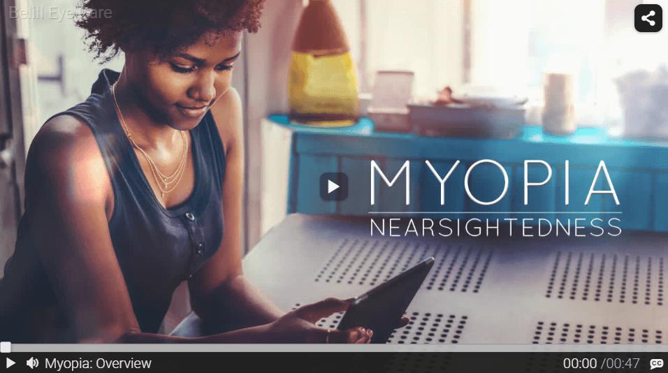 Myopia Overview