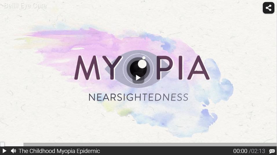 The Childhood Myopia Epidemic