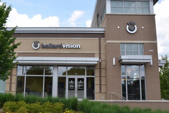 Ballard Vision Associates 690 Old Hickory Blvd Ste. 101 Brentwood TN 640x427